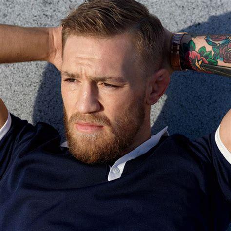 Conor McGregor Haircut   Men's Haircuts   Hairstyles 2017