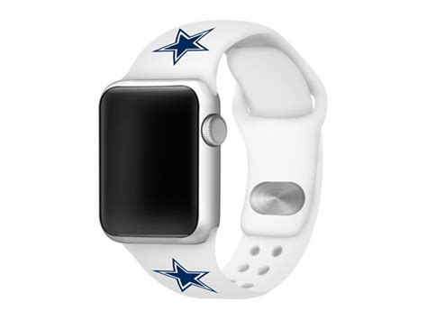 gametime nfl silicone apple  band