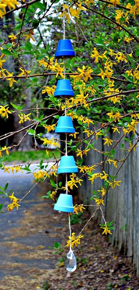 wind chimes ideas diy projects craft ideas  tos