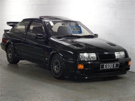 Used 1987 Ford Sierra 2.0 Rs Cosworth 500 3dr For Sale In
