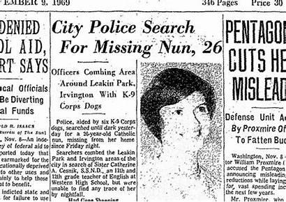 Cesnik Murder Sister Catherine Unsolved Crime Baltimore