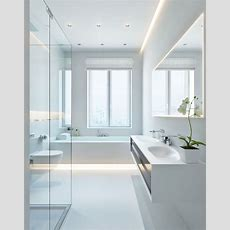 Best 25+ Modern White Bathroom Ideas On Pinterest