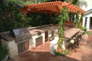 kitchen patio ideas 10 outdoor kitchen design ideas always in trend always
