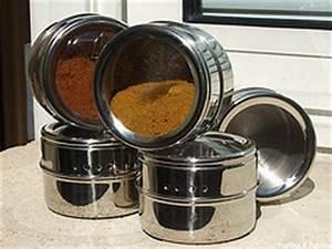Pots à épices : des boites pices aimant es ~ Teatrodelosmanantiales.com Idées de Décoration