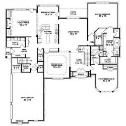 home plans one story 653924 1 5 story 4 bedroom 4 5 bath country