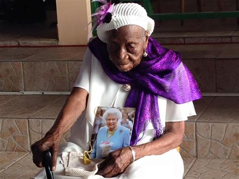Jamaican Woman Becomes Oldest Person In The World The