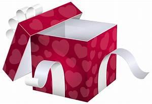 Open Gift Box Clip Art (46+)