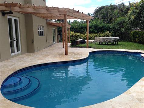 pool patio design inc pergola gallery pompano fl