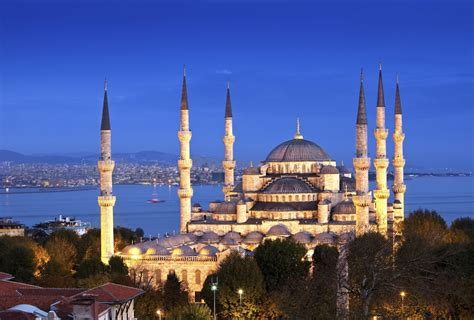 Visit Sultan Ahmed Mosque Blue Mosque In Istanbul