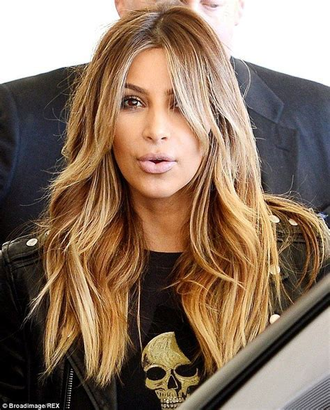 Best 25  Kim kardashian hair ideas on Pinterest   Kim
