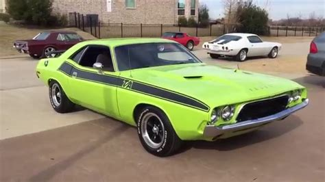 When Will Dodge Stop The Challenger by 1973 Dodge Challenger For Sale Www Mroldcar