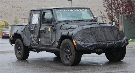 Jeep Image by 2019 Jeep Scrambler Could Debut In Los Angeles Carscoops