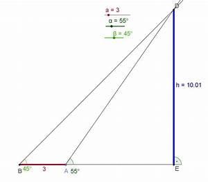 Ankathete Berechnen : trigonometrie mathematik mit maxima und geogebra seite 3 ~ Themetempest.com Abrechnung