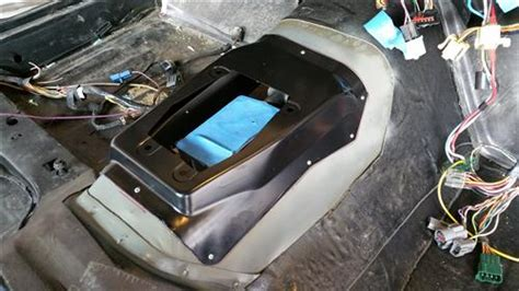 mustang manual transmission tunnel hump   lmr