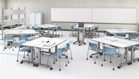 computer training room desks abco classroom training tables with laminate finish