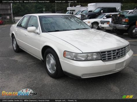 1999 Cadillac Seville Sls 1999 cadillac seville sls white neutral shale
