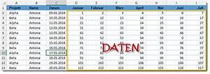 Excel kreuztabelle mit pivot assistenten in liste for Z u00e4hlen wenn zelle nicht leer