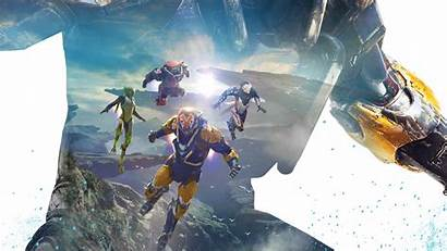 4k Anthem Pc 5k Games Xbox Wallpapers
