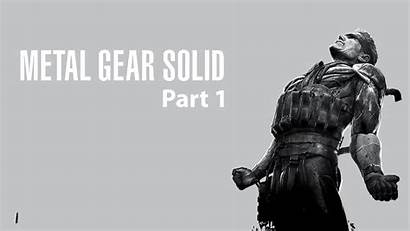Gear Metal Solid Story 1080p Mode