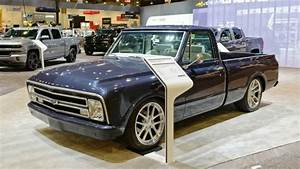 Hot    News 1967 Chevrolet C10 Concept For Sema 2017