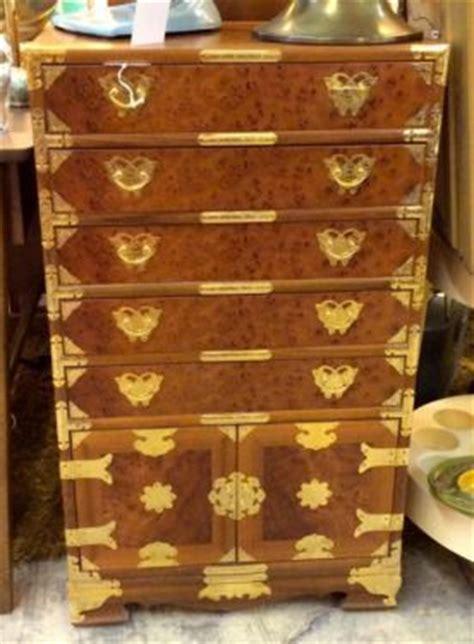 asian silverware chest jewelry box  high   wide