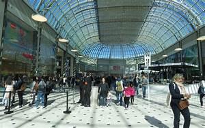 Gucci Val D Europe : serris la place des toiles se d voile au centre commercial du val d europe le parisien ~ Medecine-chirurgie-esthetiques.com Avis de Voitures