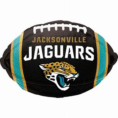 Jaguars Jacksonville Football Balloon Party Kit Guests