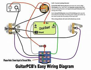 Wiring Diagram For Guitar Effects
