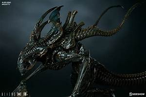 Alien King Maquette (Sideshow Collectibles) - AvPGalaxy