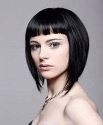 hair styles for asian bangs bobs and blunt bangs on 2225