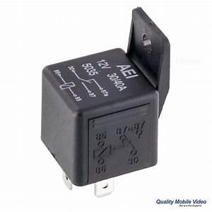 5035 12 Volt Automotive 5 40a