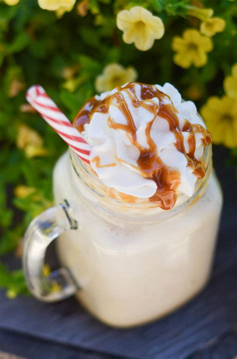 Photos of frozen caramel coffee. Frozen Caramel Coffee Recipe - Mommy Hates Cooking