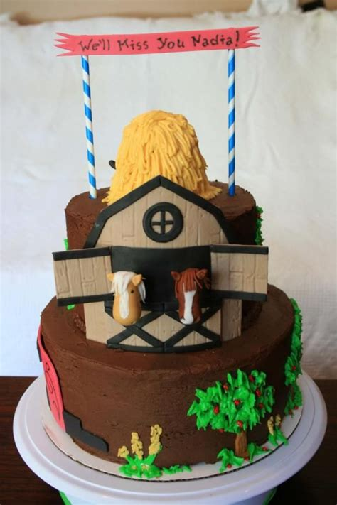 horse cake candace collins birthday ideas