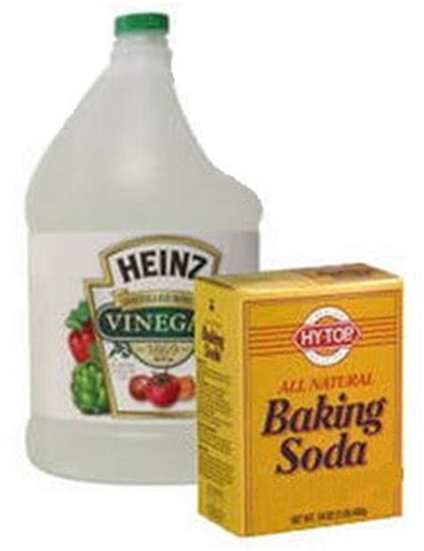 clogged sink vinegar baking soda 5 ways to clear a clogged drain without chemicals