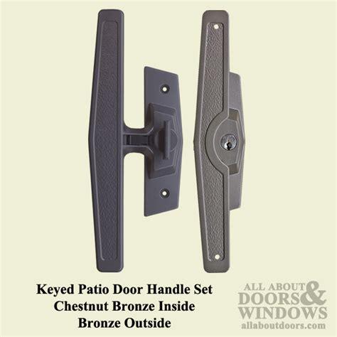 unavailable marvin patio door handle complete