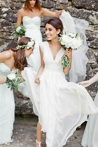 Robe Simple Mariage : tendance mode 60 des plus belles robes de mariage civil en photos ~ Preciouscoupons.com Idées de Décoration