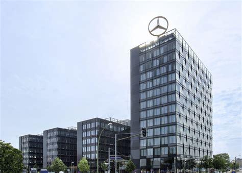 Mercedes me verbindet ihren mercedes mit ihrem smartphone, ihrem zuhause und praktischen. Mercedes-Benz Vertrieb Deutschland mit neuer Zentrale in Berlin - Magazin