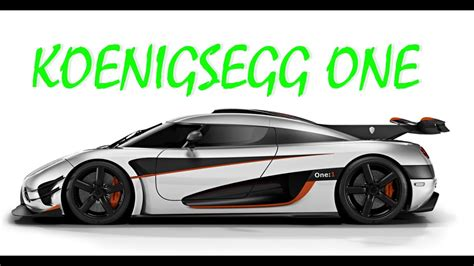 261 Mph To Km by Koenigsegg One Top Speed 261 Mph 420 Km H
