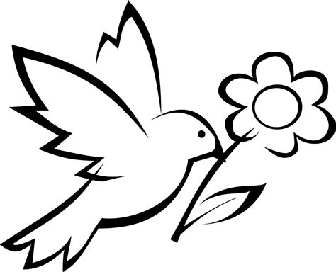 printable bird with flower coloring pages for preschoolers 169 | new printable bird with flower coloring pages for preschoolers 2014.