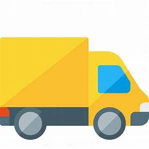 IconExperience » G-Collection » Delivery Truck Icon