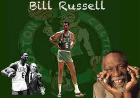 bill russell   nba championships timeline