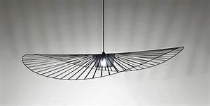Lustre Vertigo Pas Cher : suspension vertigo large 200 cm noir petite friture made in design ~ Teatrodelosmanantiales.com Idées de Décoration