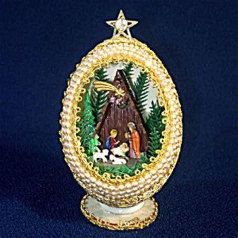 vintage diorama egg ornaments 17 best images about egg ornaments on ornament rocking horses and vintage