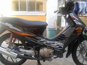 Suzuki Shogun Pro 125 2008 Model For Sale From Rizal
