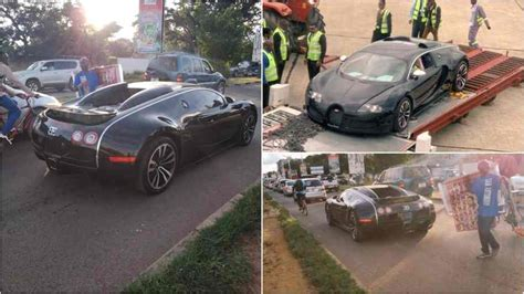 Documents also show that the car is older than 5 years as he paid k41,000.00 as duty. Bugatti Seized In Zambia Over Possible Money Laundering - Kuulpeeps - Ghana Campus News and ...