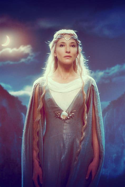 The Hobbit Elrond Galadriel And Thranduil Costume Design