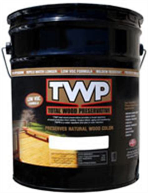twp stain sealer wood deck preservative