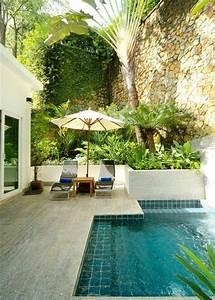 17 meilleures idees a propos de decoration de petit patio With decoration mur exterieur jardin 7 la deco jardin recup en 41 photos inspirantes