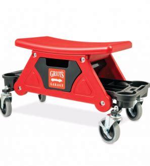 compact detailing cart  griots garage choice gear