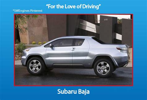 Subaru With Bed by Used Subaru Baja Engines For Sale Swengines